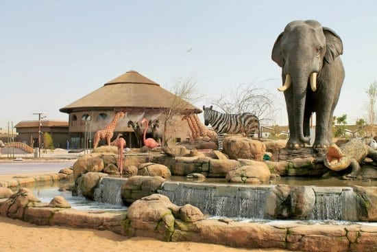 Dubai Safari to close on these days for an enhanced visitor experience!