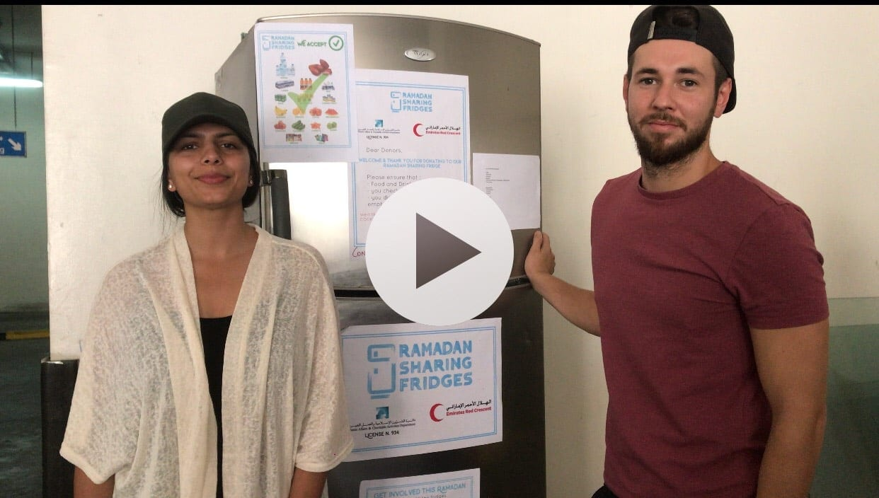 Watch: All you need to know about Ramadan Sharing Fridges