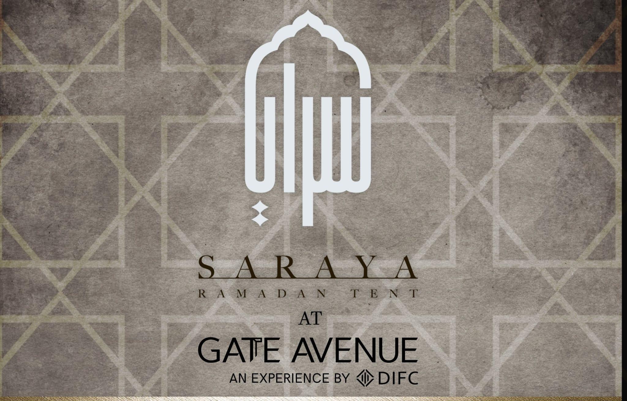 Saraya Ramadan Tent