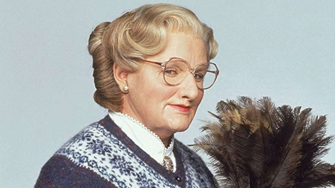 Look: Gordan Ramsay transforms into Mrs. Doubtfire!