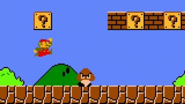 This photo of Super Mario will ruin your childhood!