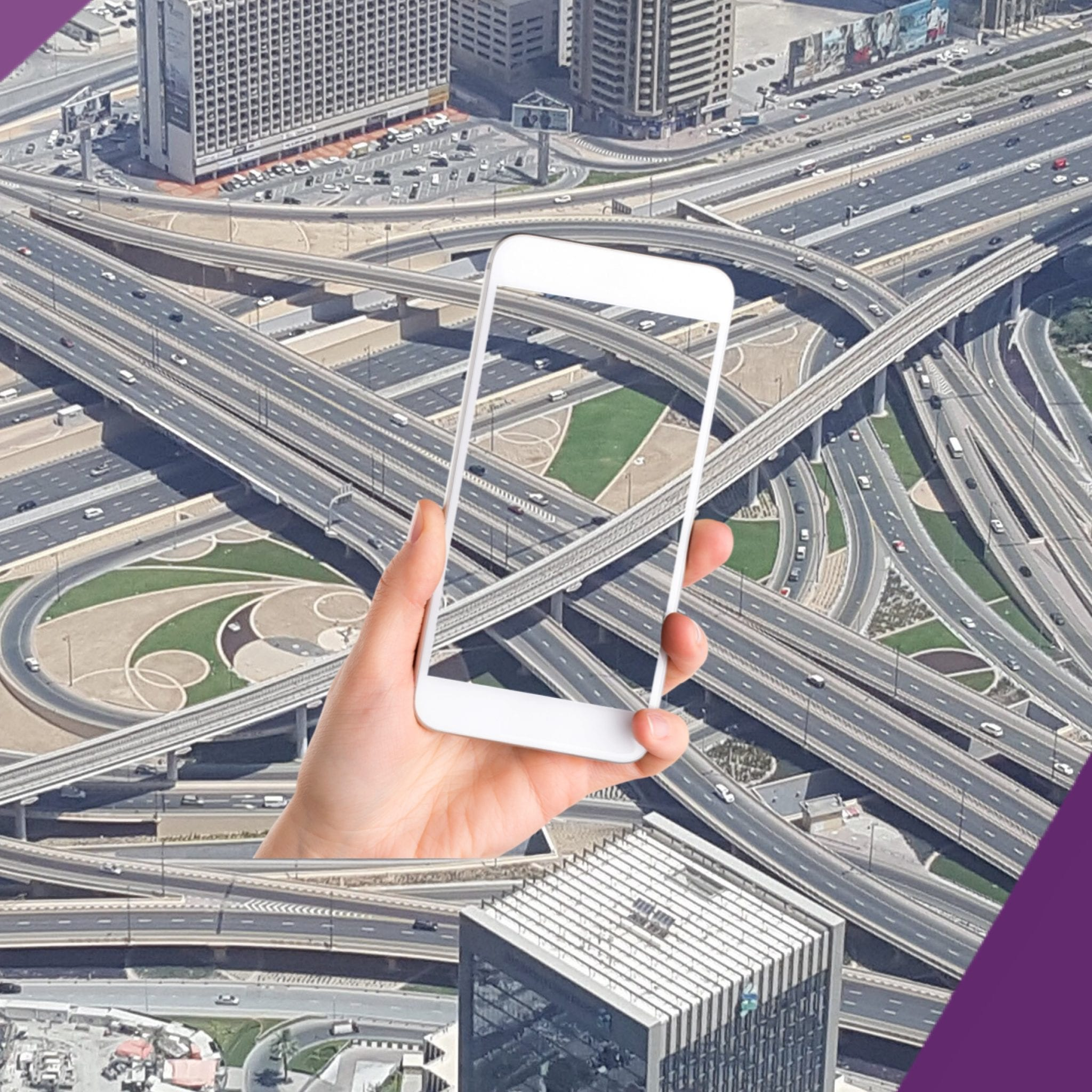 There is an app that helps you get around Dubai!
