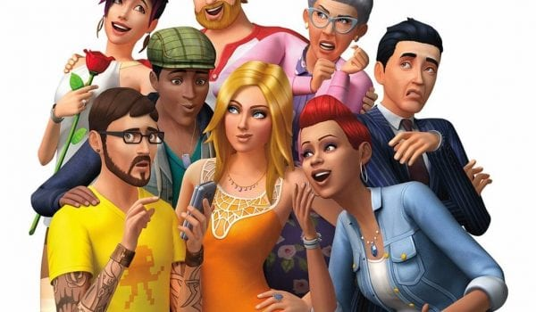 Listen: The Sims 4 version of Nelly's Hot In Here!