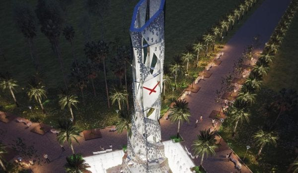 This designed clock could be Dubai's newest landmark!