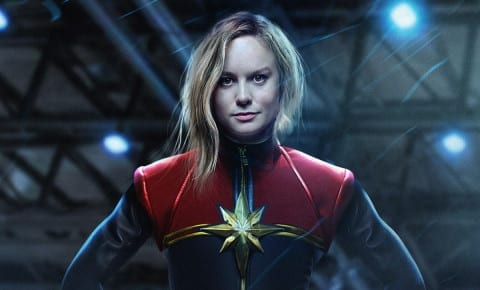 Captain Marvel trailer is out!
