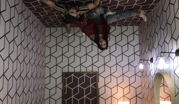 Dubai's Museum of illusions is mind blowing!